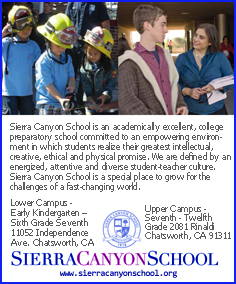 Sierra Canyon School - Lower Campus -